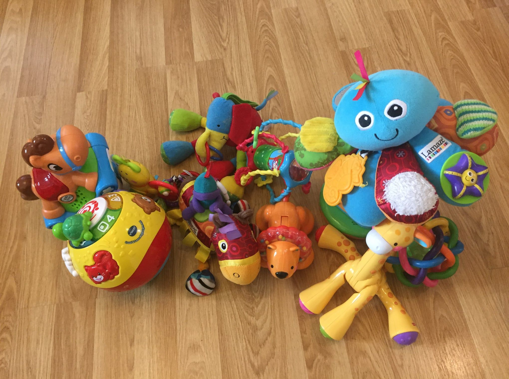 Toys donated