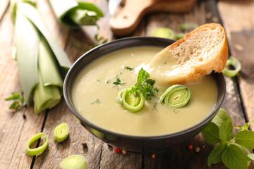Image of Leek Soup