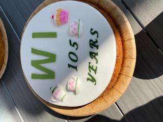 20.09 Cake 105 years