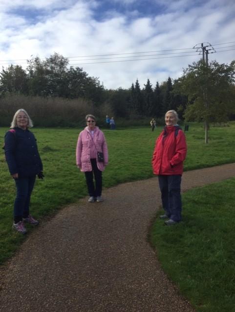 20.10 ACWW Socially distanced Sponsored walk