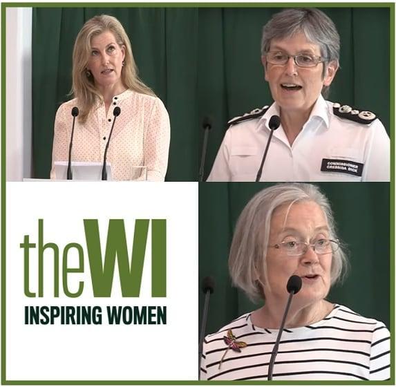 2021 Three inspiring women